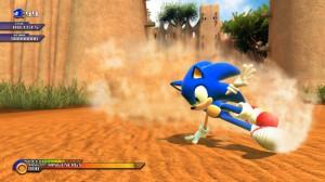 скриншот Sonic Unleashed PS3 #4