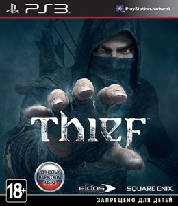 игра Thief PS3 - Русская версия