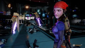 скриншот Agents of Mayhem  PS4 - Русская версия #3