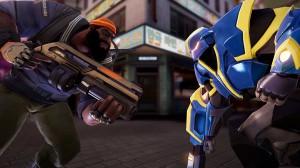 скриншот Agents of Mayhem  PS4 - Русская версия #6