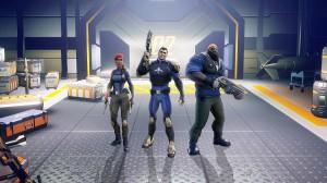 скриншот Agents of Mayhem  PS4 - Русская версия #8