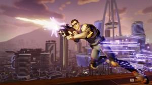 скриншот Agents of Mayhem  PS4 - Русская версия #2