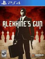 игра Alekhine's Gun PS4