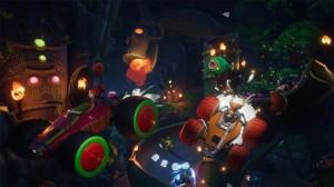 скриншот All-Star Fruit Racing  PS4 - русская версия #3