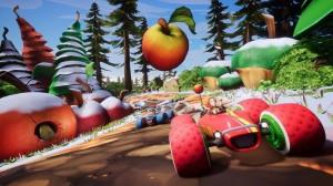 скриншот All-Star Fruit Racing  PS4 - русская версия #4