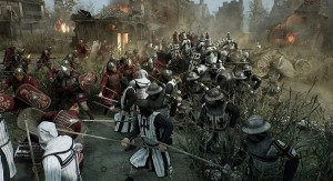 скриншот Ancestor's Legacy Conquerors Edition  PS4 - русская версия #4