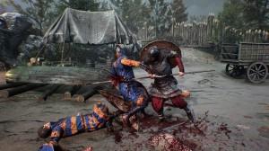 скриншот Ancestor's Legacy Conquerors Edition  PS4 - русская версия #6
