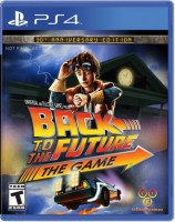 игра Back to the Future The Game 30th Anniversary Edition PS4