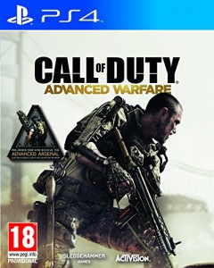 игра Call of Duty: Advanced Warfare PS4
