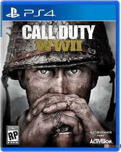 игра Call of Duty: WW2 PS4
