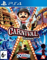 игра Carnival Games PS4