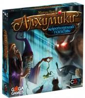 Настольная игра GaGa Games 'Алхимики: Королевский голем (Alchemists: The King's Golem)'  (GG156)