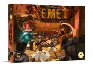 Настольная игра Crowd Games 'Кемет: Та-сети (Kemet: Ta-seti)'  (16093)