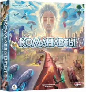 Настольная игра Crowd Games 'Команавты (Comanauts)'  (16083)