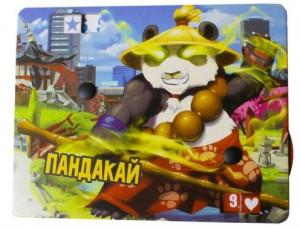 фото Настольная игра GaGa Games 'Повелитель Токио: Подзарядка! (King of Tokyo: Power Up!)'  (GG146) #6
