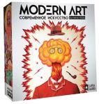 Настольная игра Lavka Games 'Современное искусство (Modern Art)'  (MDA001)