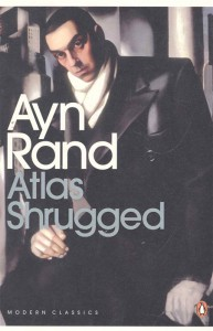Книга Atlas Shrugged