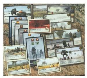 Комплект промо карт к игре Crowd Games 'Серп' №1 (18 карт)'  (87123)