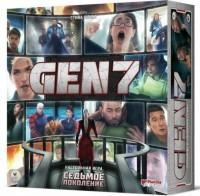 Настольная игра Crowd Games 'Седьмое поколение (GEN7: A Crossroads Game)'  (16082)
