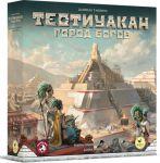 Настольная игра Crowd Games 'Теотиуакан. Город богов (Teotihuacan: City of Gods)'  (16084)