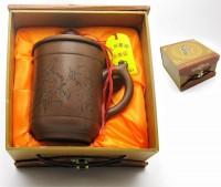 Подарок Чашка в подарочной коробке, глина (DN21586)