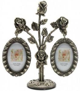 Подарок Фоторамка Darshan 'Куст роз' (DN25373)