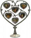 Подарок Фоторамка Darshan 'Сердце-древо' (DN25250)