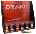 Подарок Настольная игра Duke 'Drinko' с рюмками (DN25178)