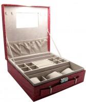 Подарок Шкатулка для бижутерии и часов (DN27924)