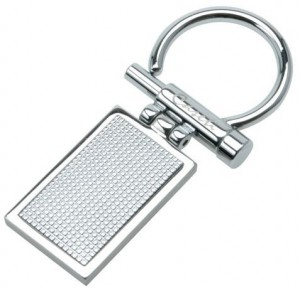 Подарок Брелок Caseti серебристый CAB30012 (4)