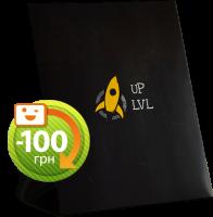 Настольная игра-челлендж 'LVL-UP' (новая версия)