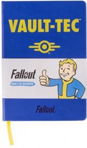 Блокнот Gaya Fallout - Vault-Tec Notebook A5 (GE3563)