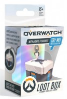 Подарок Брелок JINX Overwatch Keychain - Lootbox Light-up (JINX-8115)