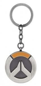 Подарок Брелок JINX Overwatch Logo Keychain (JINX-6090)
