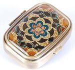 Подарок Пепельница карманная Leif Lowe, латунь (382842AB)