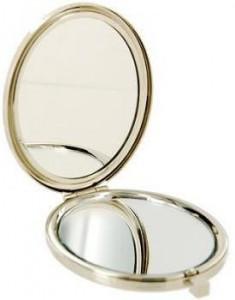 фото Зеркальце косметическое Jardin D'ete, на цепочке (98-0558) #3