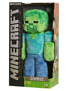 фото Фигурка JINX Minecraft -Zombie Plush, 12 Multi-Color (JINX-5949) #2