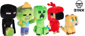 фото Фигурка JINX Minecraft -Zombie Plush, 12 Multi-Color (JINX-5949) #4