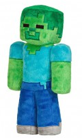 фигурка Фигурка JINX Minecraft -Zombie Plush, 12 Multi-Color (JINX-5949)
