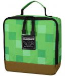 Подарок Ланчбокс JINX Minecraft Blocks Lunch Box, Green (JINX-8118)