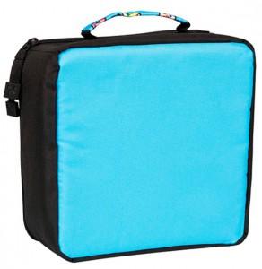 фото Ланчбокс JINX Minecraft Bobble Mobs Lunch Box, Blue (JINX-9527) #3