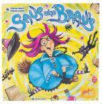 Настольная игра  Стиль жизни 'Магическая метла (Saus und Brau's)'  (601105117)