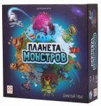 Настольная игра  Стиль жизни 'Планета Монстров (Big Monster)'  (LS38)