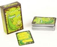 Настольная игра  Нескучные Игры  'Крокодил (игра в слова для взрослых)'  (7801)