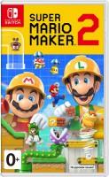 игра Super Mario Maker 2 Switch - русская версия