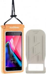Гермочехол для смартфона NatureHike 3D IPX6 6 inch yellow (NH18F005-S)