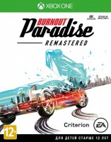 игра Burnout Paradise HD Xbox One - Русская версия