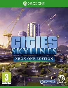 игра Cities Skylines Xbox One - Русская версия