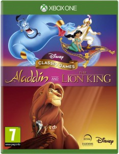 игра Disney Classic Games Aladdin & The Lion King Xbox One