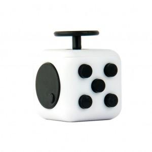 Подарок Кубик антистресс с кнопками UFTFC1whitebig